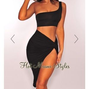 Hot Miami Styles Skirts - Hot Miami Styles 2 Piece